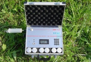 Měření radonového indexu 1